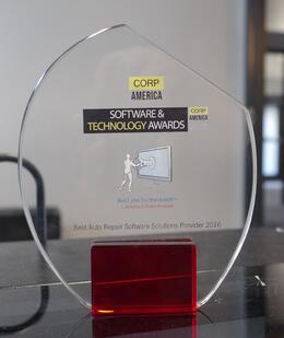 BOLT ON TECHNOLOGY - Best Auto Repair Software  Solutions Provider Award.jpg
