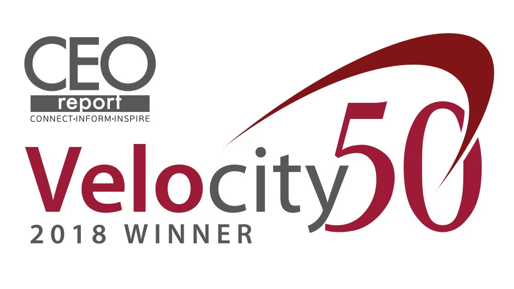 CEO-Report---Velocity-50-Awards---2018-Winner