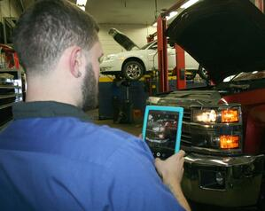 digital vehicle inspections