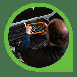 digital vehicle inspection