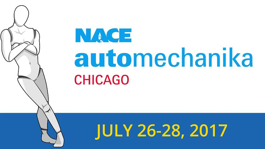 NACE Automechanika, Here We Come
