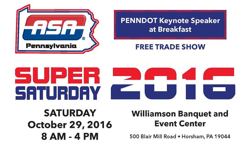 ASA Super Saturday 2016