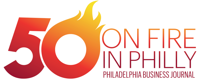 We Were Named #3 on Philadelphia Business Journal's 50 on Fire in Philly