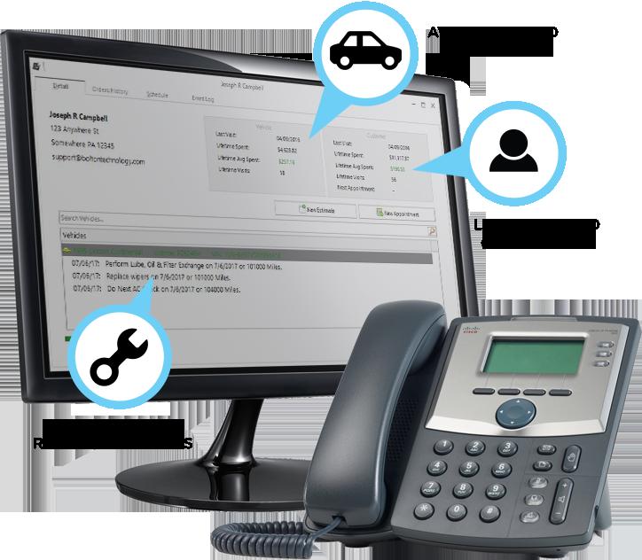pro call auto repair software
