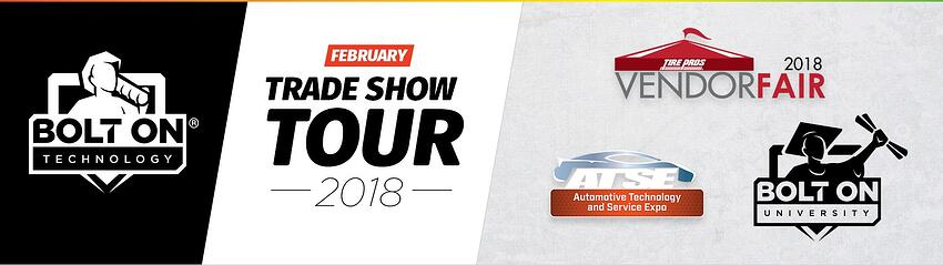 February Trade Show Tour