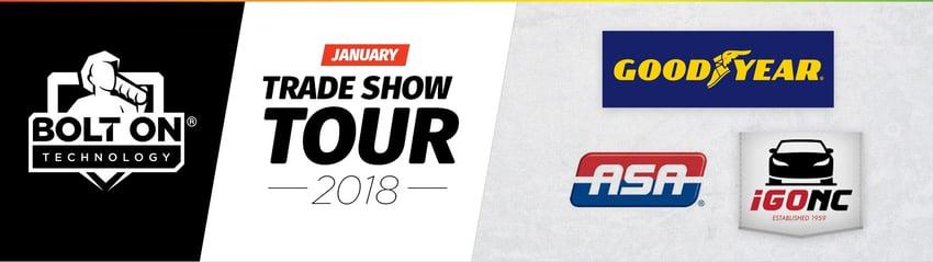 January Trade Show Tour