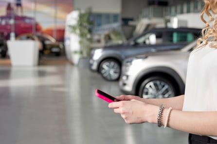 customer approvals at dealership