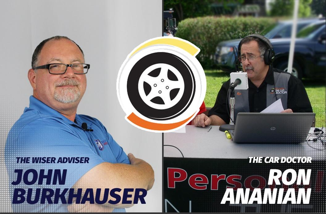 Wiser Adviser and The Car Doctor Talk Shop