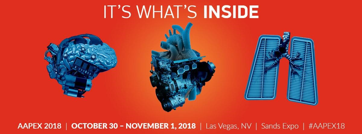 We're Heading to AAPEX 2018