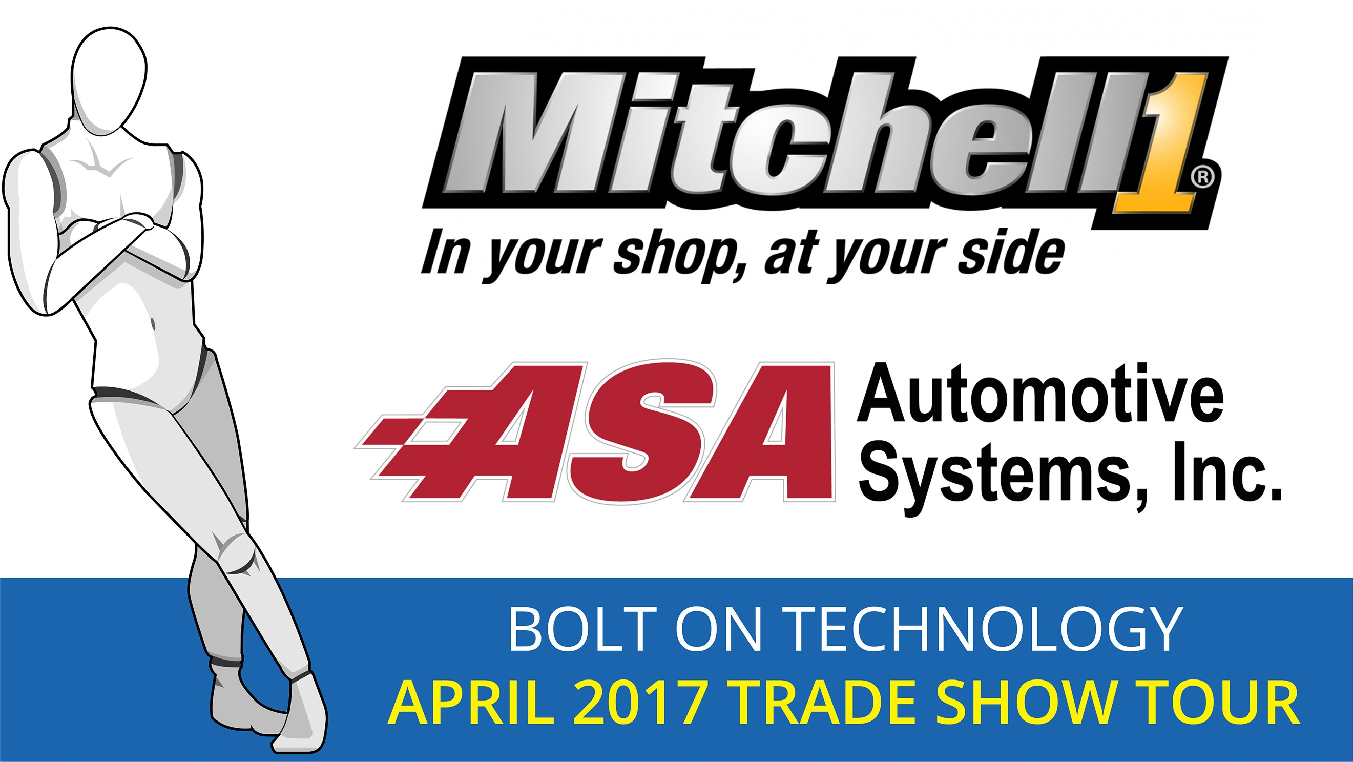 April 2017 Trade Show Schedule