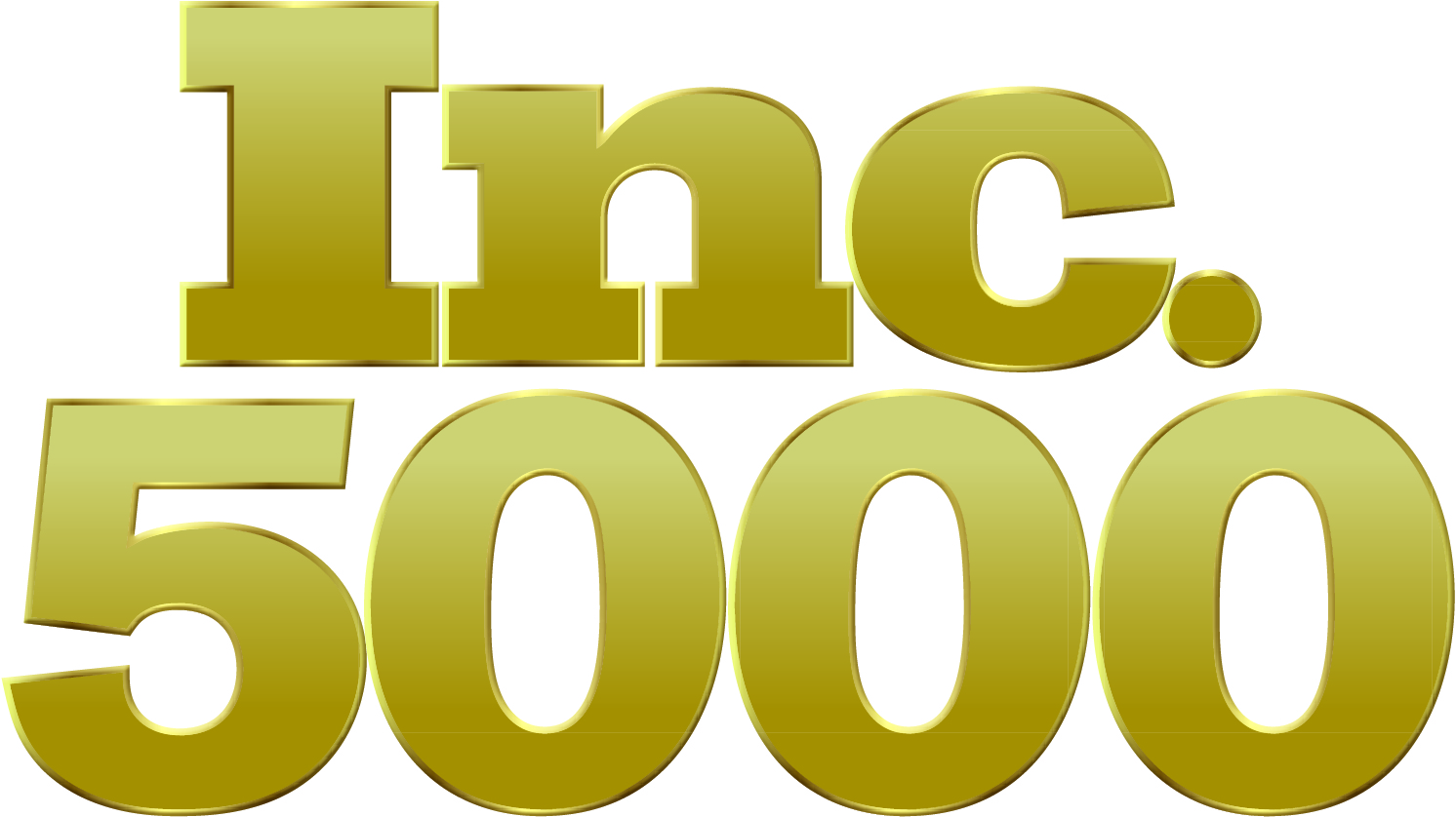 We Did It! We Won the Inc. 5000 Award Again