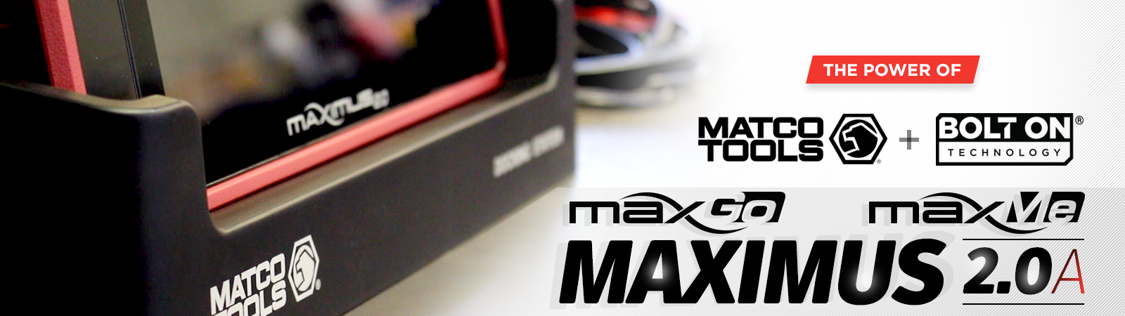 Matco Maximus Now Has Digital Vehicle Inspections from BOLT ON