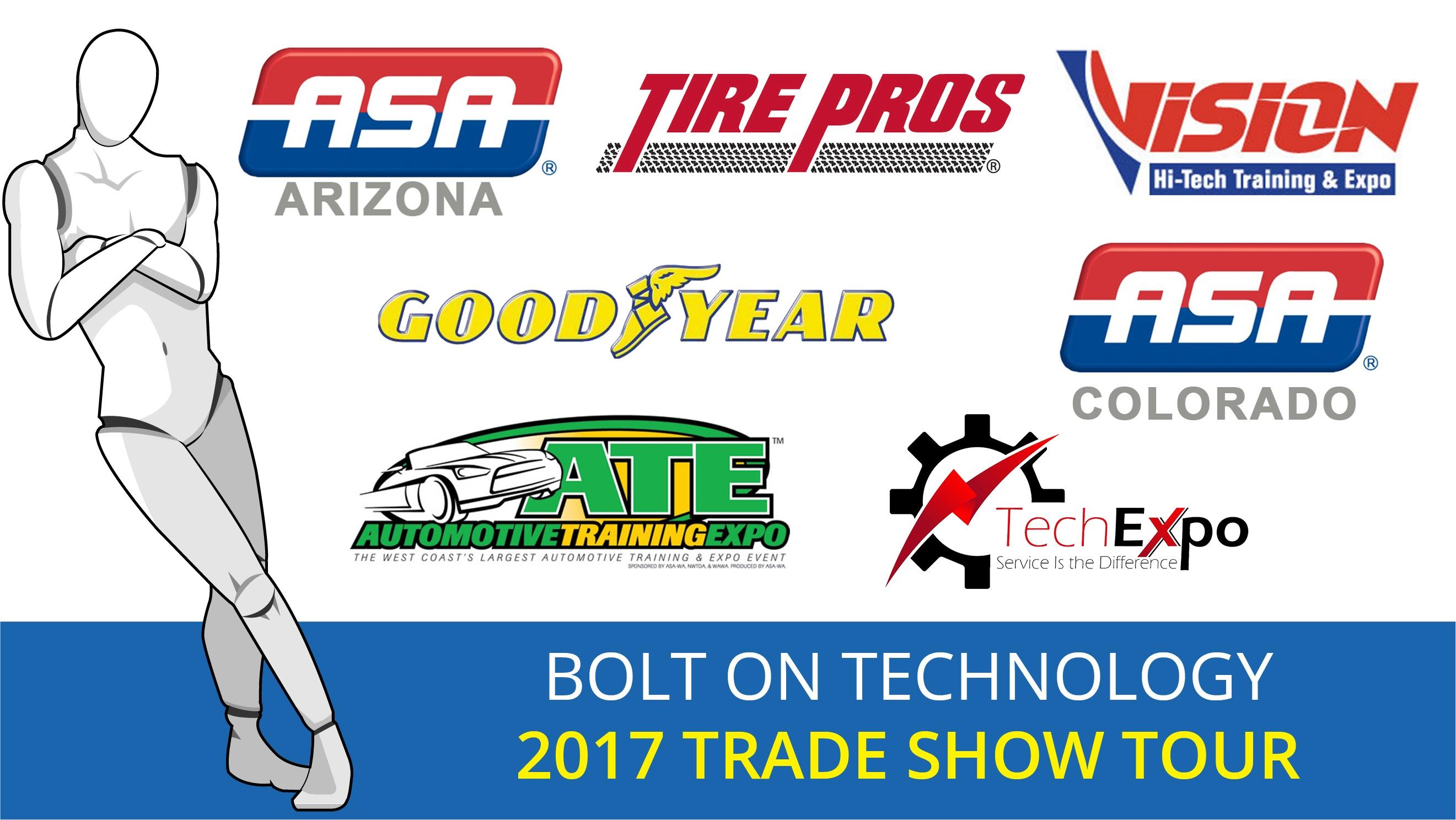 2017 Trade Show Schedule