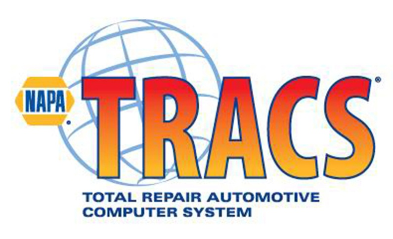BOLT ON TECHNOLOGY Fully Integrates with NAPA TRACS