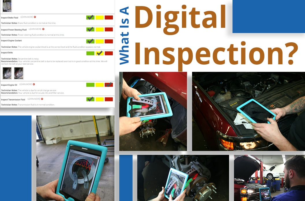 What is a Digital Inspection?